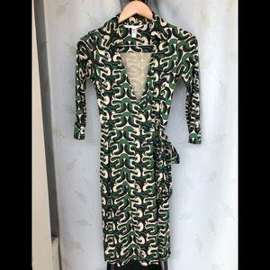 diane von furstenberg Megan Dress Size 2